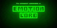 Emotion Lord (episode)