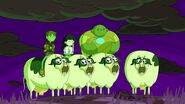 Moo-phobia - bravest warriors minisode 1 on cartoon hangover 003 0006