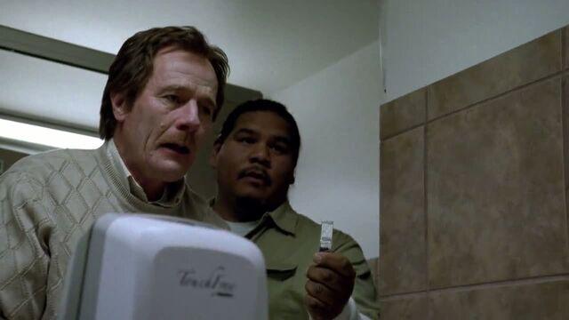 File:1x06 - Hugo offering Walt gum.jpg