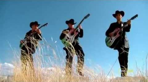 Los Cuates De Sinaloa - Negro y Azul