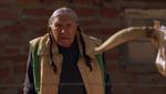 Native American Man - Ozymandias