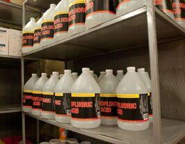 Hydrofluoric