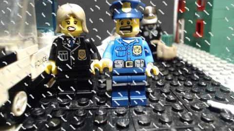 Lego App man Episode 1