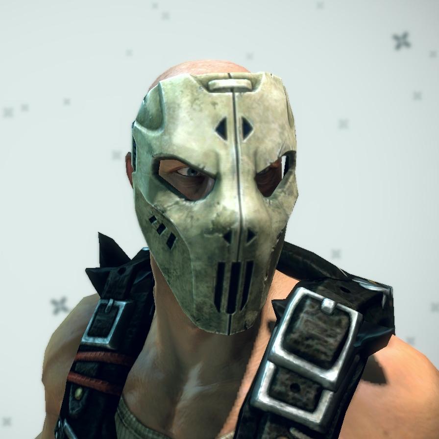 The Hockey Mask Brink Wiki Fandom Powered By Wikia