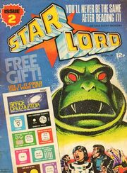 Starlord issue 2