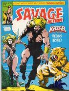Savage Action 10