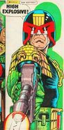 Dredd with high explosive