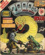 2000 AD prog 249 cover