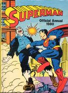 Superman annual 1980