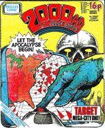 2000 AD prog 245 cover