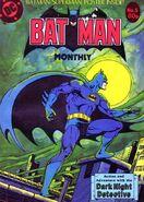 Batman Monthly 5