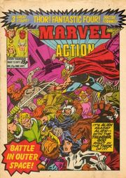 Marvel Action