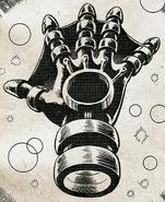 Cosmic Claw (Dan Dare's)