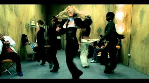 Britney Spears featuring Madonna - Me Against The Music