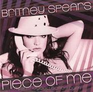 German Limited Edition CD 1 of Piece Of Me