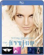 The Blu Ray DVD Of The Femme Fatale Tour DVD