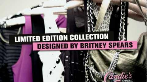 Britney Spears - Limited Edition Candie's Collection