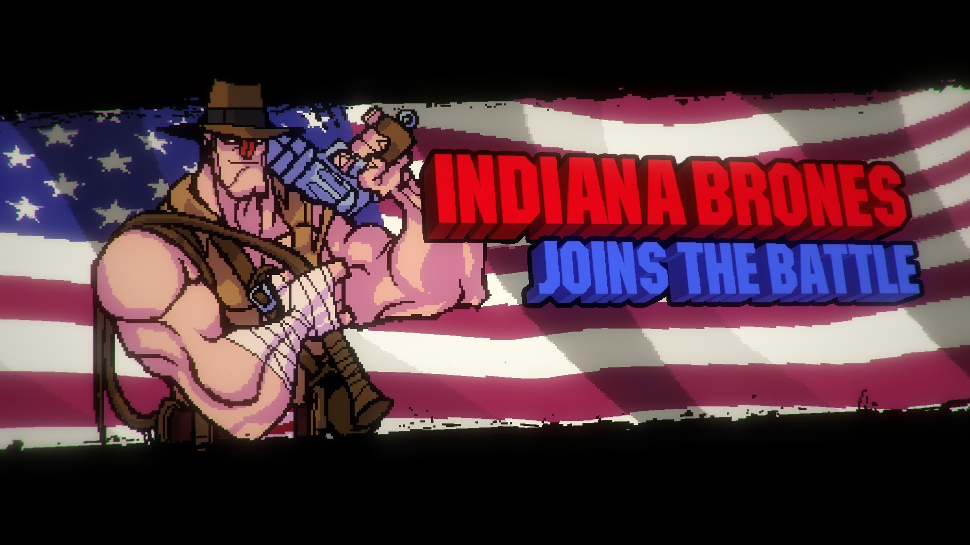 Broforce Indiana Brones