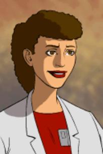 Elsa the Hospital Receptionist