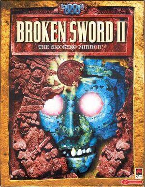 Broken Sword II The Smoking Mirror Cover