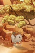 Donna, The Goat of Eden