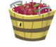 Basket o apples by fureox-d5kuv1h