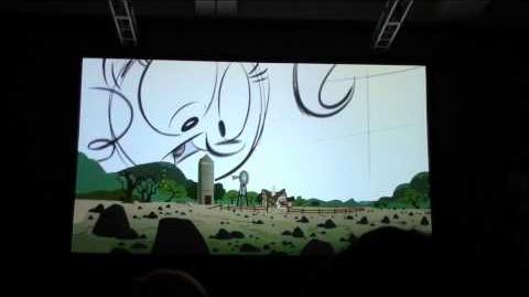 SDCC 2014 Season 5 My Little Pony Panel Animatic