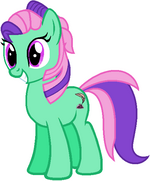 Unnamed Earth pony