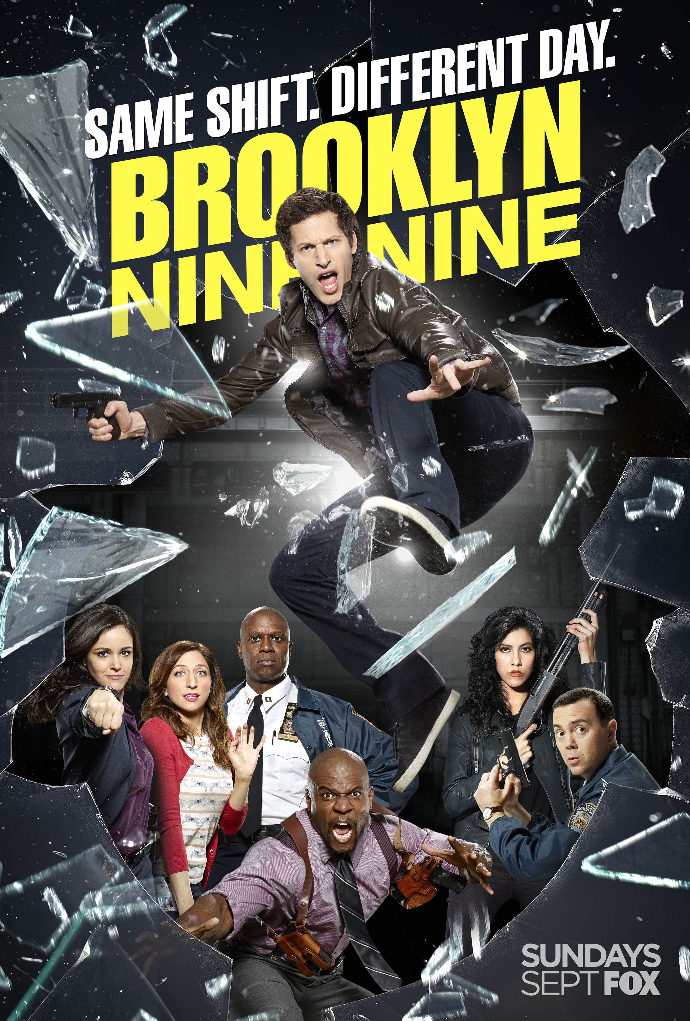 Image result for Brooklyn nine nine season 1