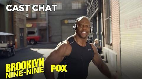Terry's Fitness Tip 1 Get In Your Dance Moves Season 4 BROOKLYN NINE-NINE