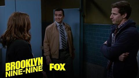 Jake Is Disappointed He Can't Use Boyle's Body Double Season 4 Ep
