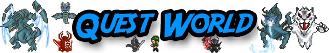 Questworld logo