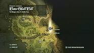 Fists Shall Fall Map