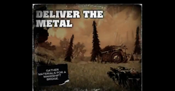 Deliver the Metal