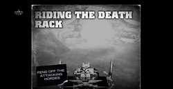 Riding The Death Rack