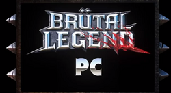Brutal Legend PC