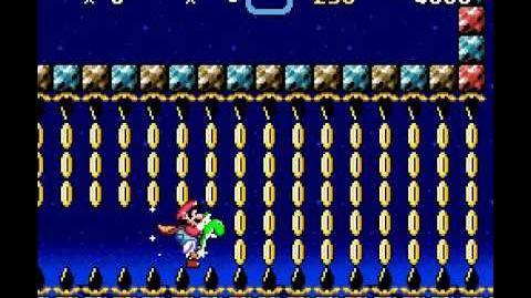 Super Kitiku Mario - Really Big Jump - Secret Exit