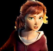 Character main Mary Katherine