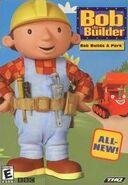 Bob the Builder Builds a Park Box Front