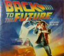 Back to the Future Sticker Album