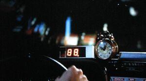 Digital-speedometer