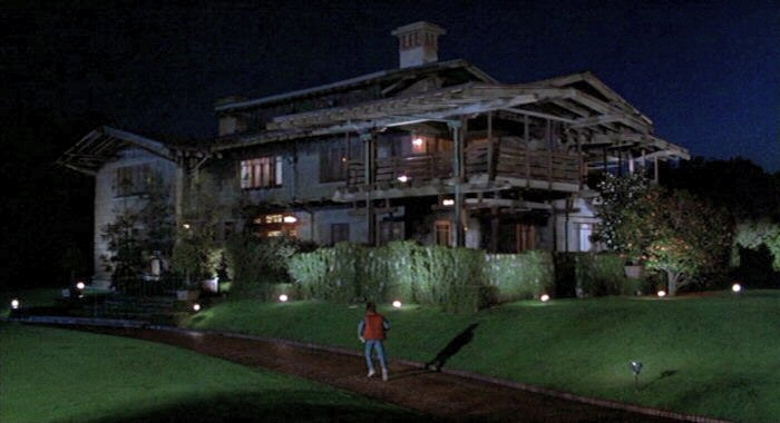 Doc Brown S Mansion Futurepedia Fandom Powered By Wikia