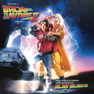 Back to the Future Part II Intrada Special Collection