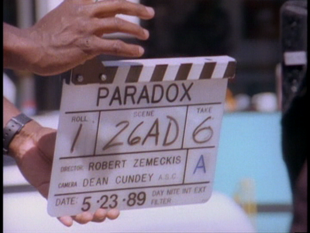 File:Working title Paradox on clapboard.png