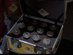 Plutonium box
