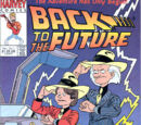 Back to the Future comics