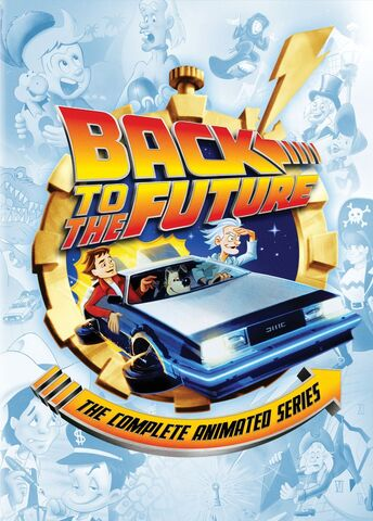 File:BTTF Animated Series DVD set.jpg