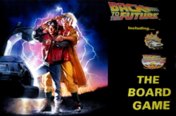 BTTF The Board Game