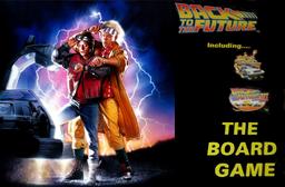 BTTF The Board Game
