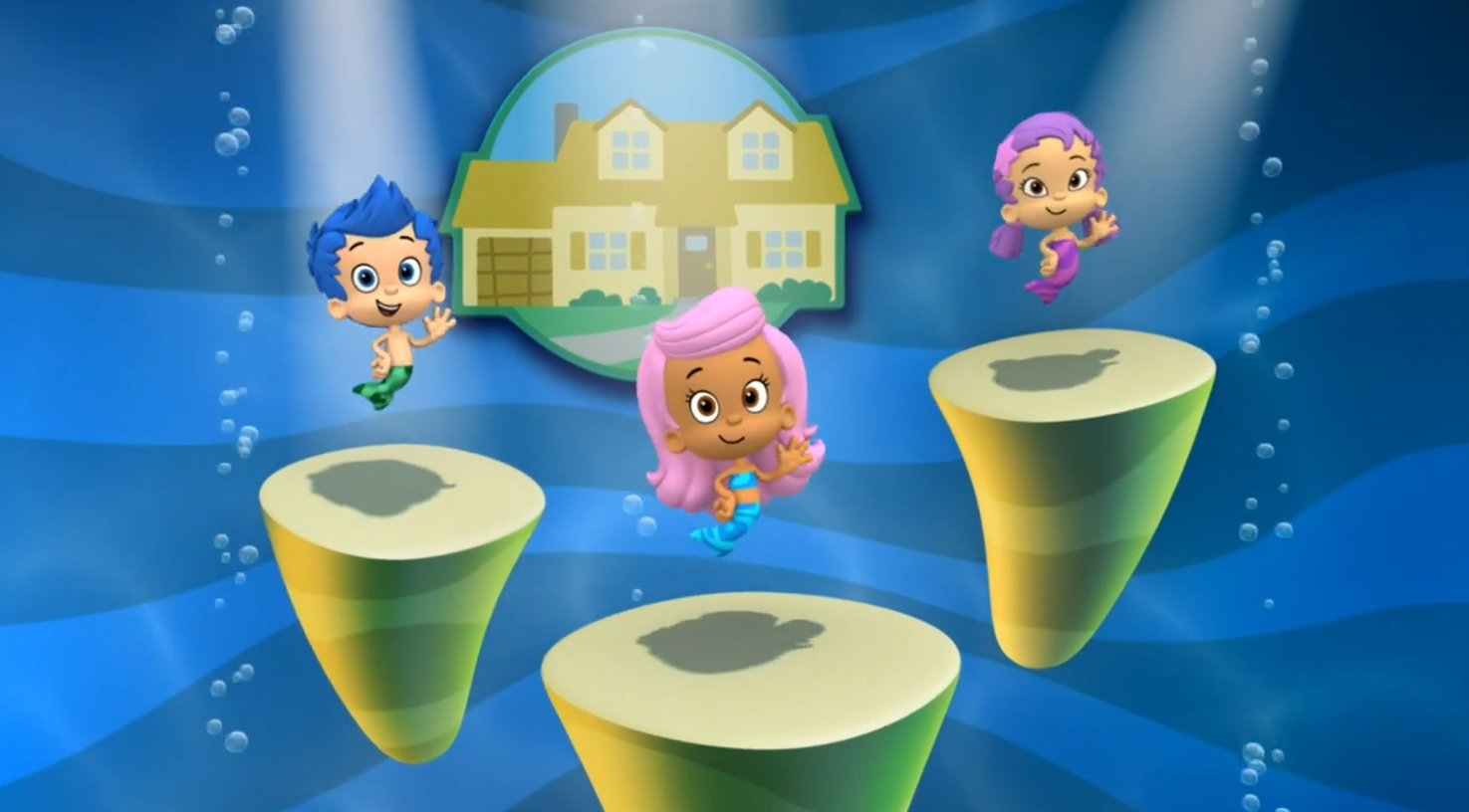 the wave to your neighbor dance bubble guppies wiki fandom